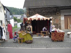 Marktstand Herrstein Schinderhannesfest